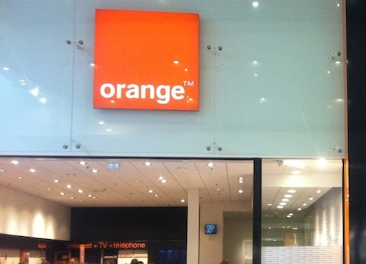 Orange - Boutique (Nantes Saint-Herblain, centre commercial Atlantis)
