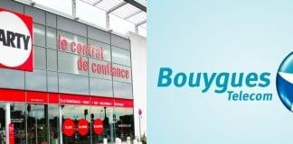 Accord entre Darty et Bouygues Telecom