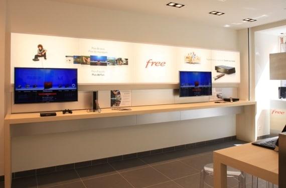 Free Center à Rouen
