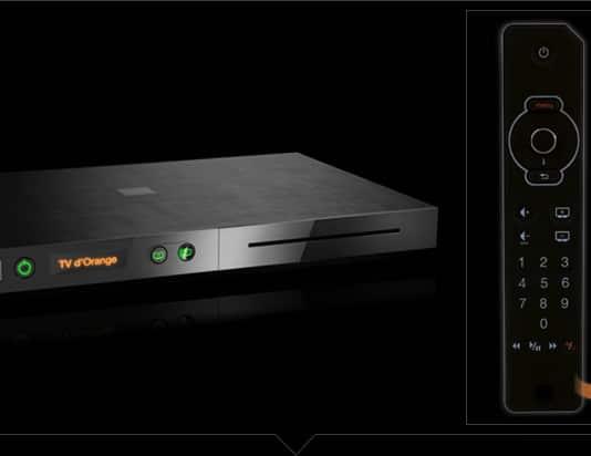 Nouveau décodeur Livebox Play Orange