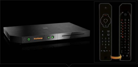 Nouveau décodeur Livebox Play Orange