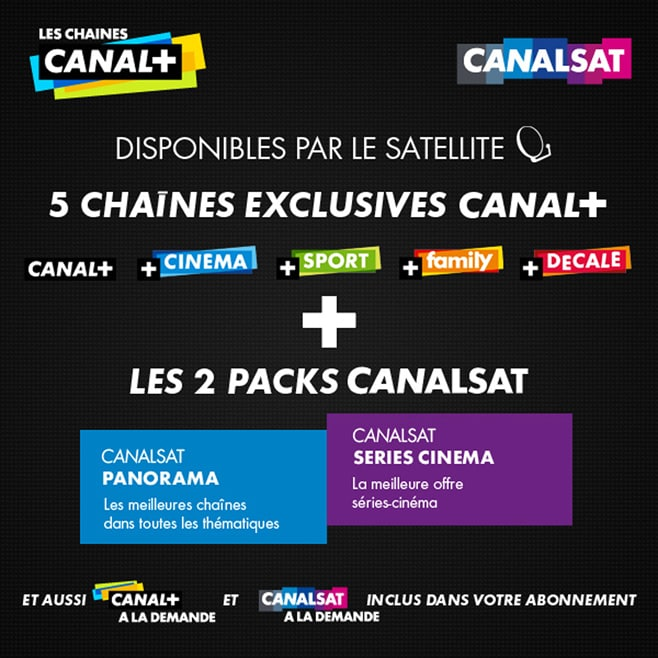 nouvelle vente priv e canal et canalsat adsl et fibre fr. Black Bedroom Furniture Sets. Home Design Ideas