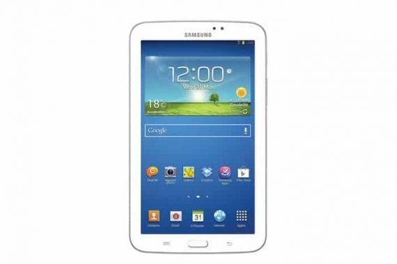 La Samsung Galaxy Tab 3 WiFi avec écran 7 pouces