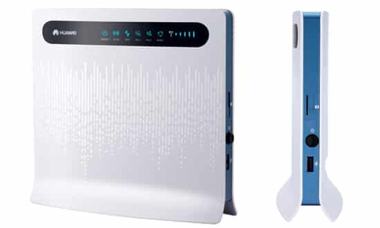 Box 4G Bouygues Telecom (routeur Huawei B593)