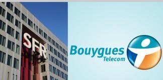 SFR - Bouygues Telecom