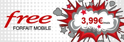 Free Mobile (vente privée)