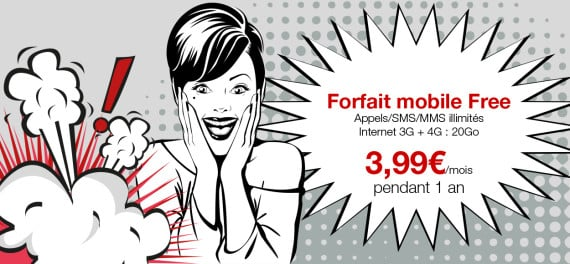 Free Mobile (vente privée)