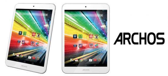 Tablette ARCHOS 79 Platinum offerte par Numericable