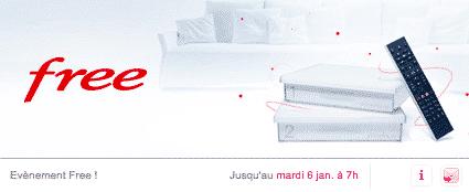 Free : vente privée (janvier 2015)