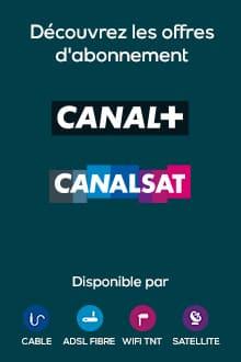CANAL+ et Canalsat : modes de réception