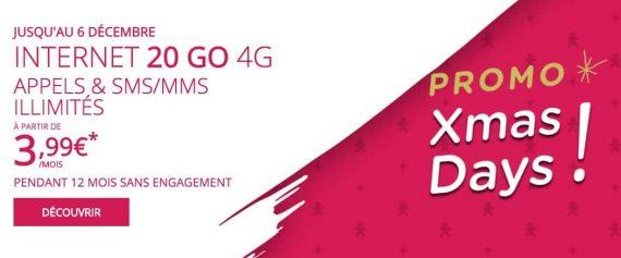 Virgin Mobile : forfait 20 Go à petit prix (décembre 2015)