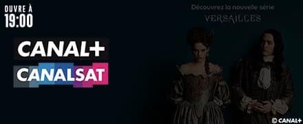 Vente privée Canal+ et Canalsat