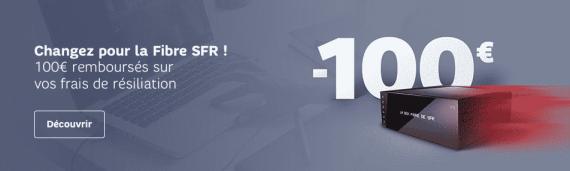 SFR : remboursement des frais de résiliation du précédent fournisseur d'accès