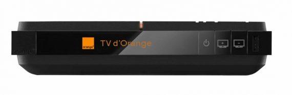 Orange : nouvelle Livebox 2016 (décodeur TV) © Orange