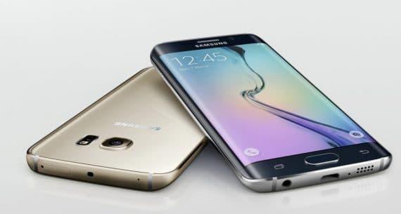 Smartphone (crédit photo : Samsung)