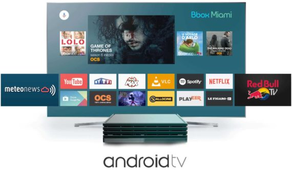Bouygues Telecom - Bbox Miami (Android TV)