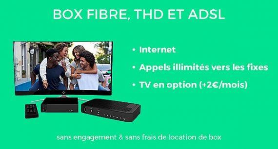 RED by SFR : vente Box (ADSL, fibre ou THD) sur showroomprive.com (décembre 2016)