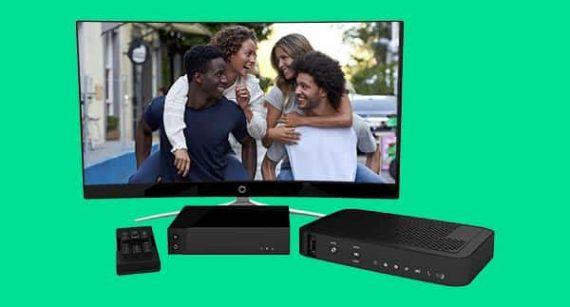 RED by SFR : matériels de la vente Box (ADSL, fibre ou THD) sur showroomprive.com (décembre 2016)