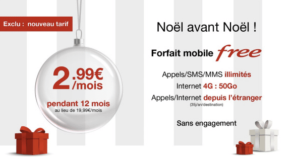 nouvelle vente priv e free mobile ce soir 19h adsl et fibre fr. Black Bedroom Furniture Sets. Home Design Ideas