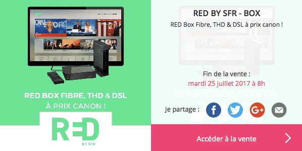 box red by sfr 15 euros par mois vie en vente priv e adsl fibre optique ou thd adsl et. Black Bedroom Furniture Sets. Home Design Ideas