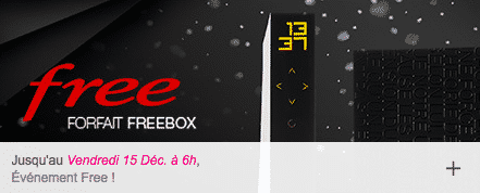 freebox r volution 4 99 euros vente priv e prolong e jusqu 39 au vendredi 15 d cembre adsl et. Black Bedroom Furniture Sets. Home Design Ideas