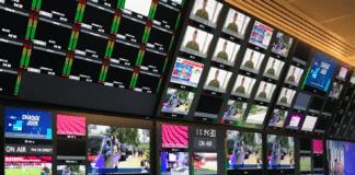 Altice : régie studio TV