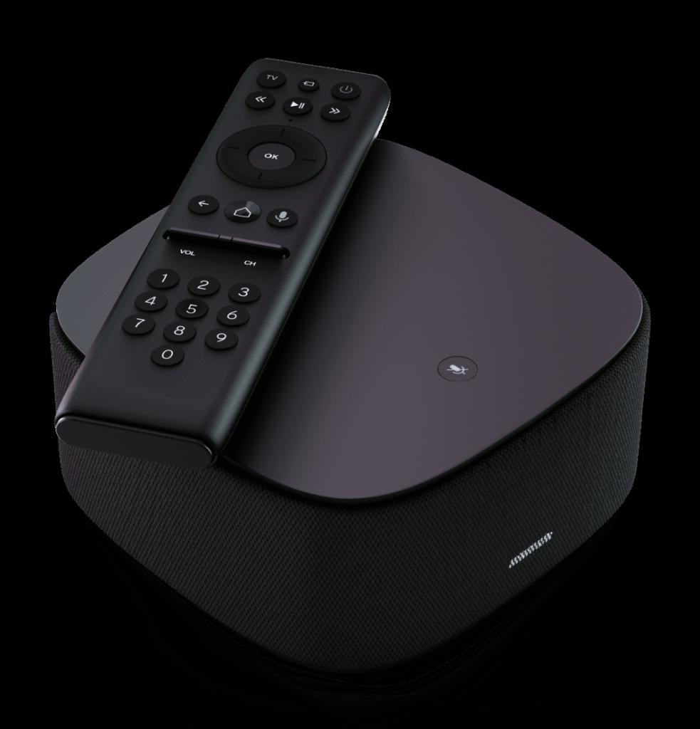 SFR : Box 8 avec télécommande