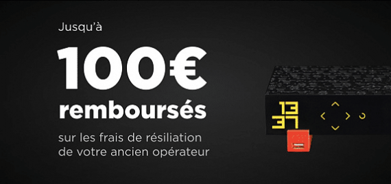 Free : vente privée Freebox Révolution, remboursement des frais de résiliation (août 2019)