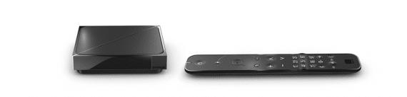 Orange : décodeur TV UHD avec télécommande Bluetooth