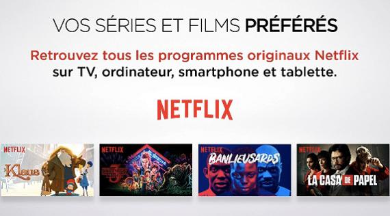Free : Netflix inclus avec la vente privée de la Freebox Mini 4k (décembre 2019)