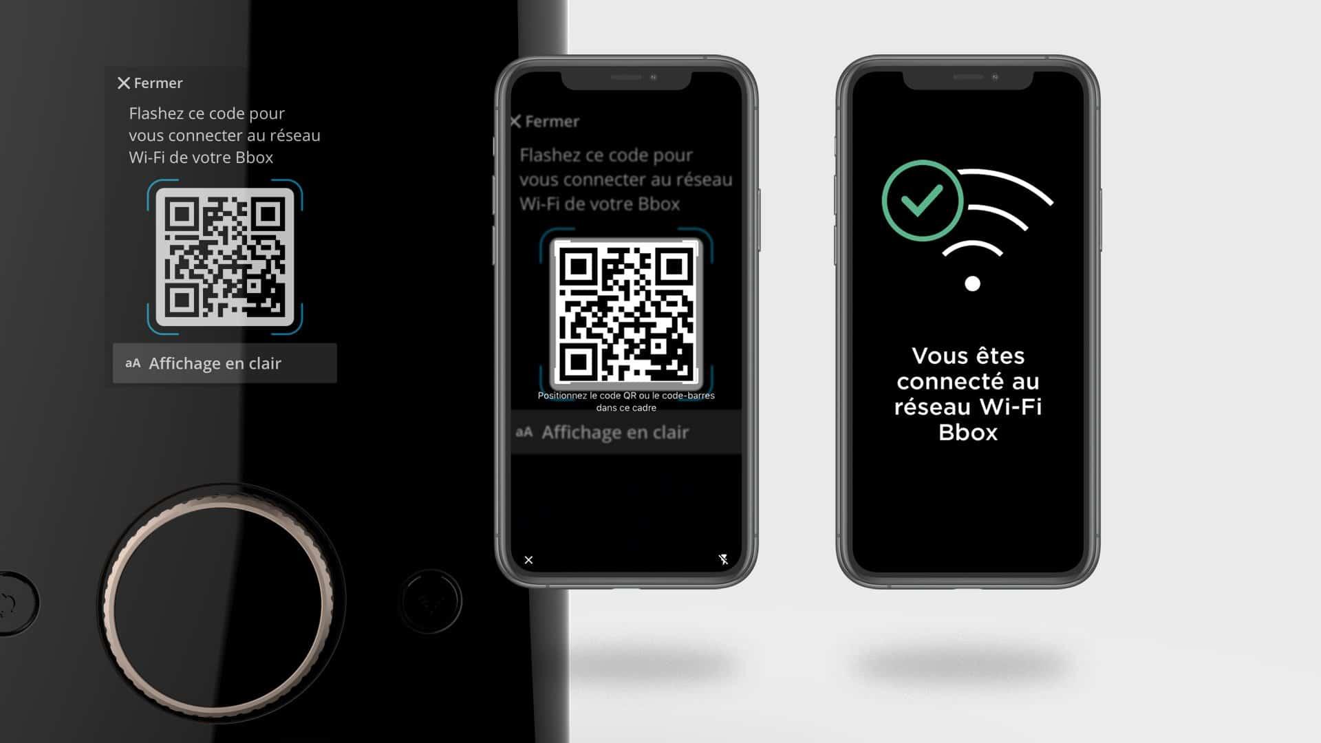 Bbox de Bouygues Télécom : nouvelle box fibre compatible Wi-Fi 6 (écran de connexion)