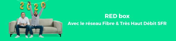 RED by SFR vous souhaite une bonne année 2020
