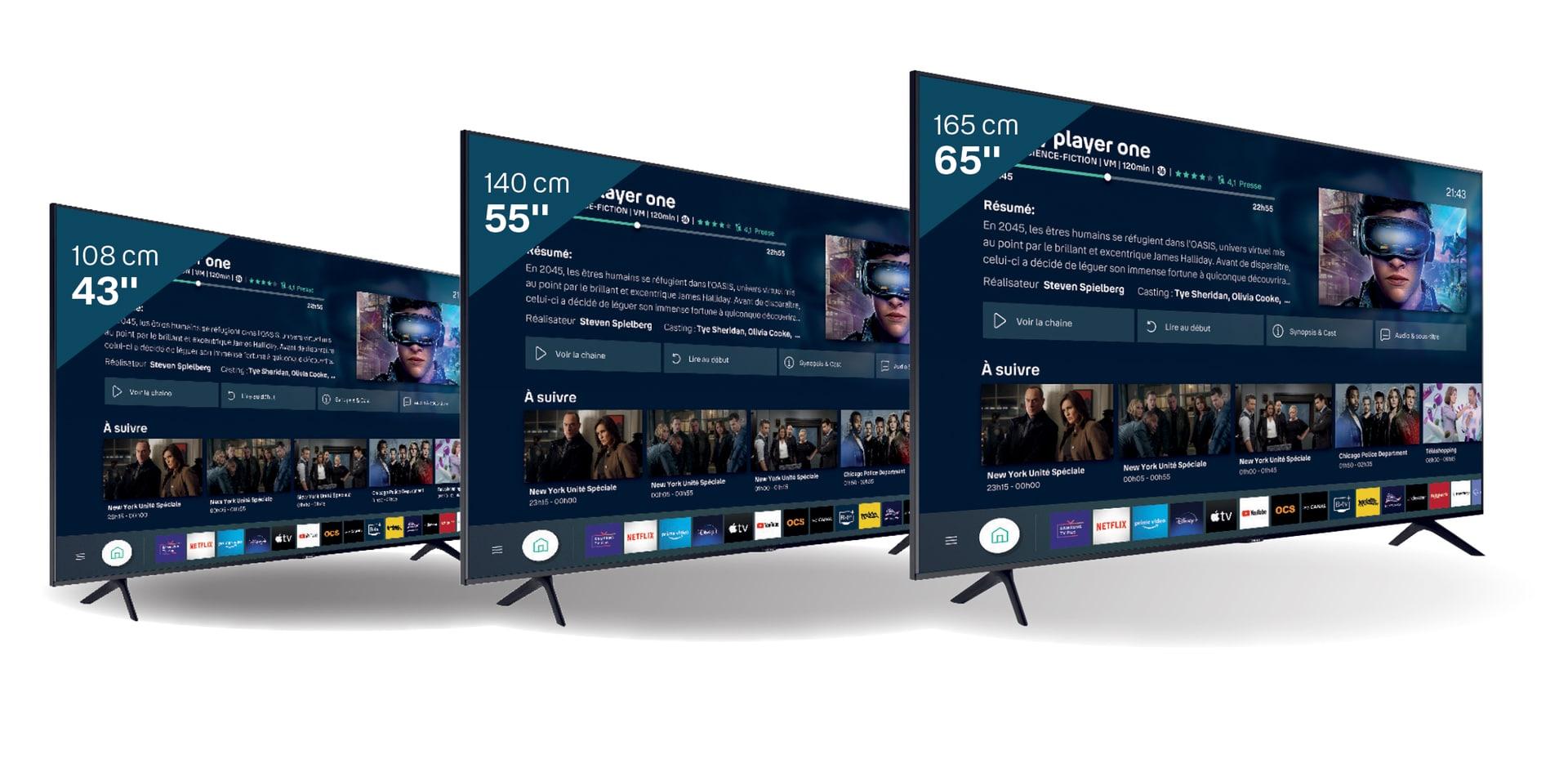 Bouygues Telecom : la Bbox Smart TV de Samsung