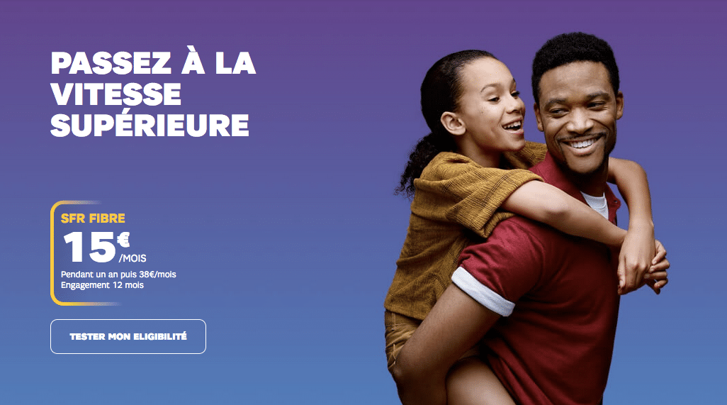 SFR : la box internet en promotion à partir de 15 euros par mois (avril / mai 2020)
