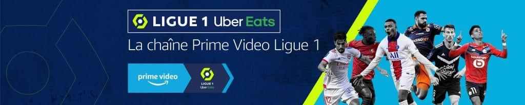 Amazon Prime Video Ligue 1 (football)